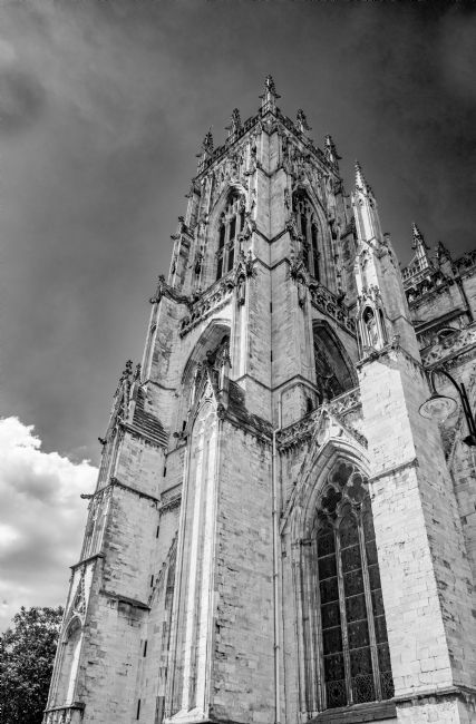 Robert  J Gipson | York Minster bell tower