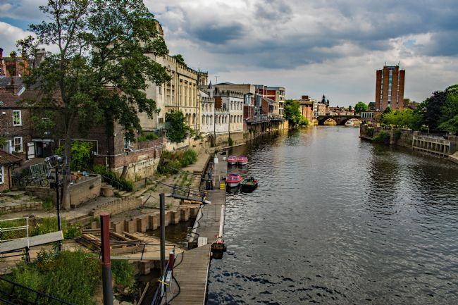 Robert  Gipson | River Ouse in York