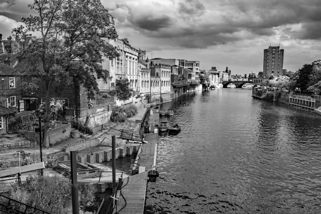 Robert  J Gipson | River Ouse in York