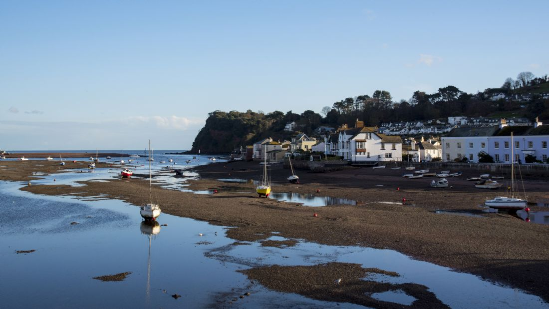 Chris Thaxter | Shaldon at Low Tide 3