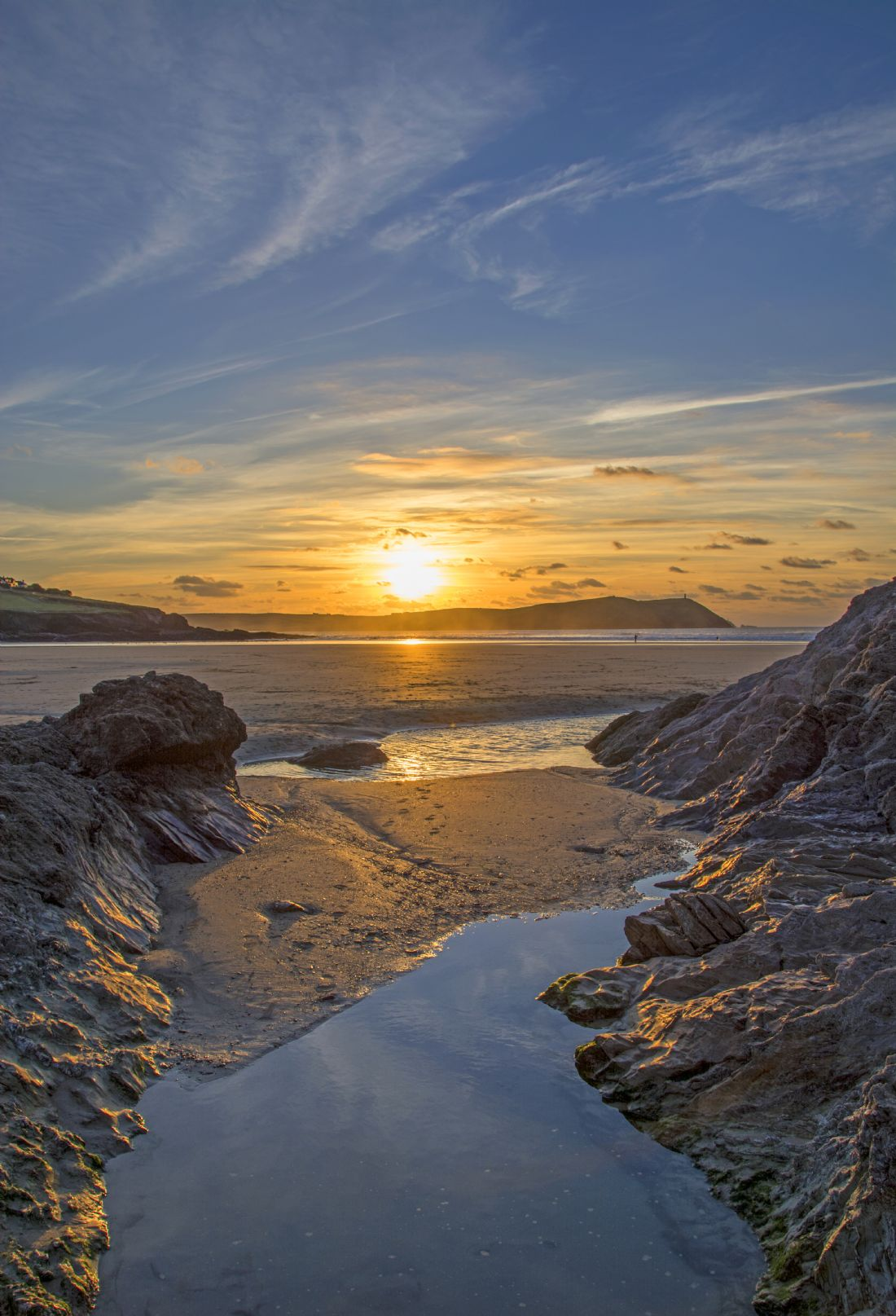 Chris Thaxter | Polzeath Sunset 2