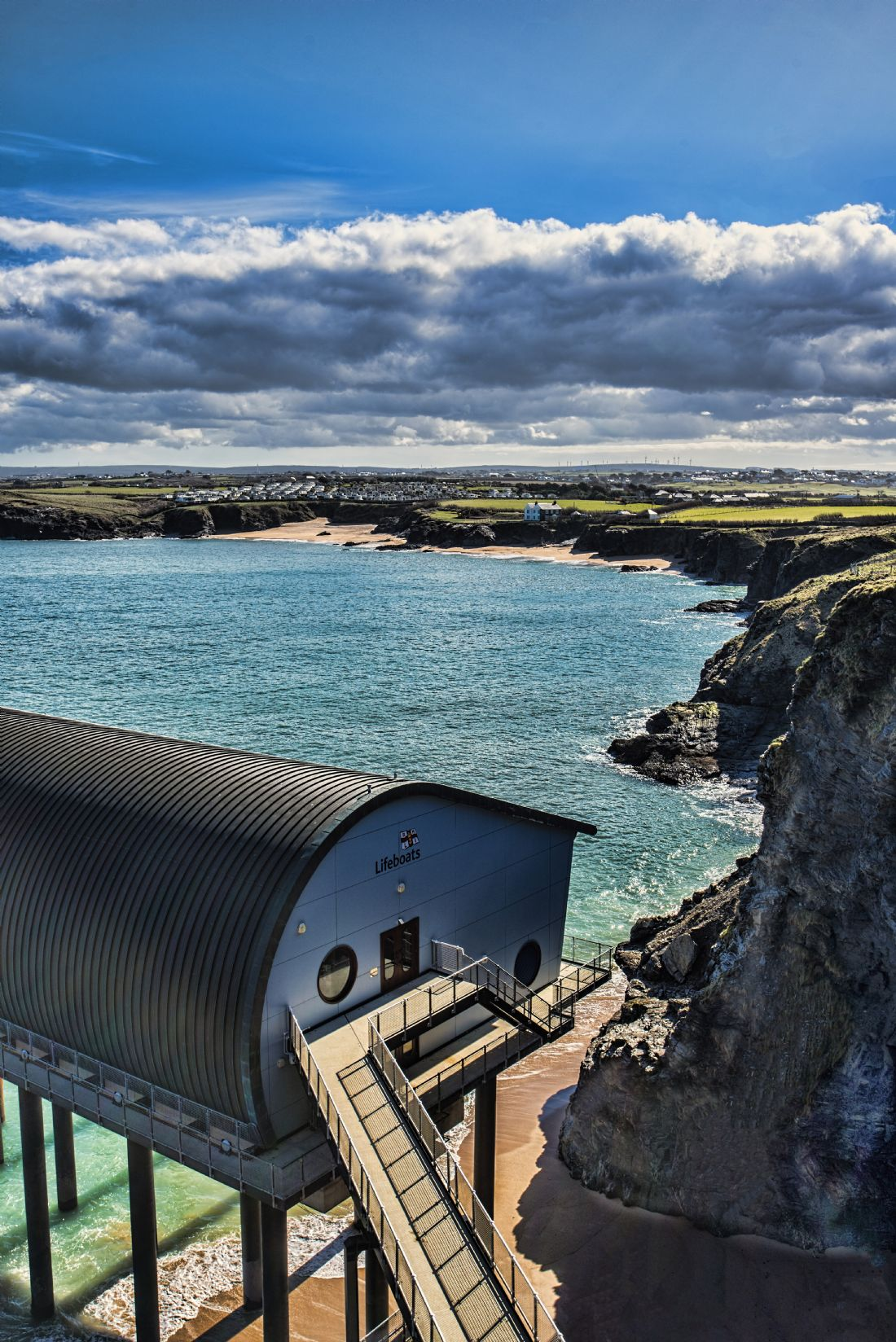 Chris Thaxter | Padstow Lifeboat Station 2
