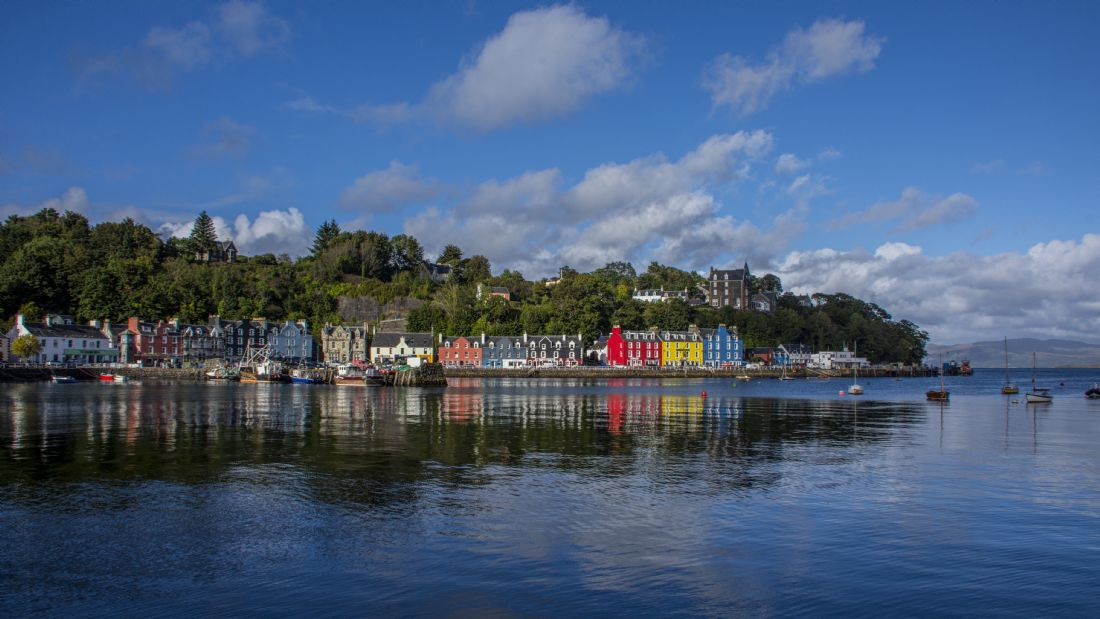 Chris Thaxter | Tobermory Bay