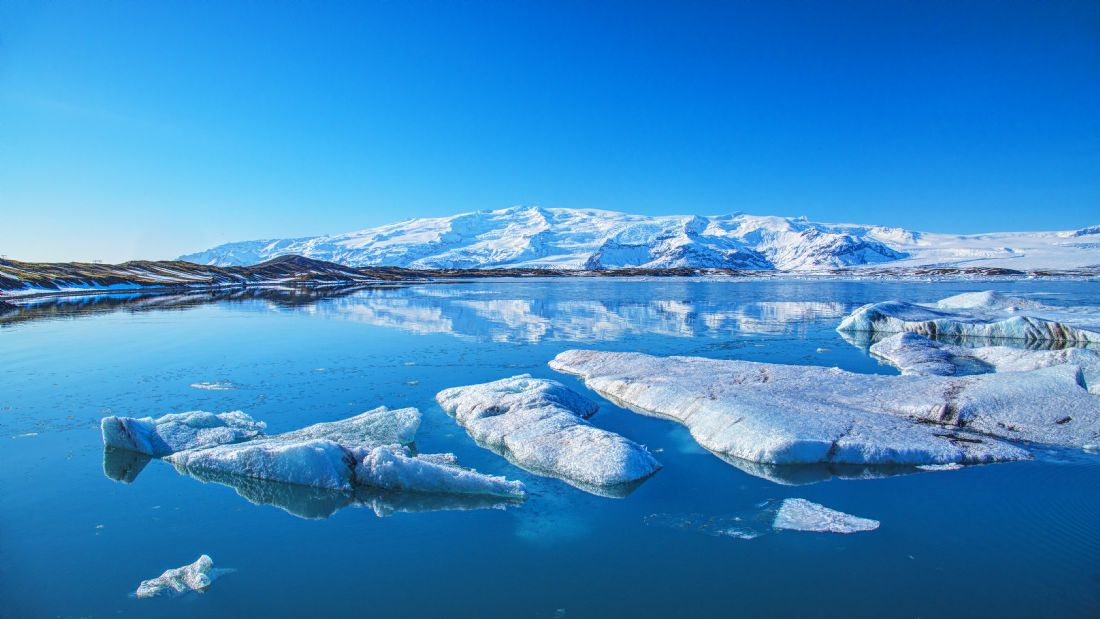 Chris Thaxter | Ice Lagoon Iceland