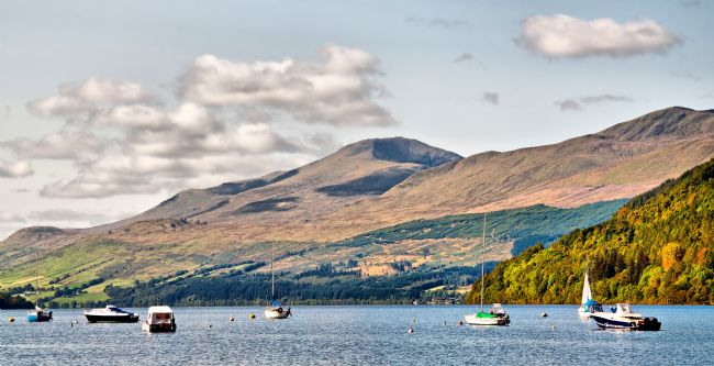 Chris Thaxter | Loch Tay from Kenmore 2