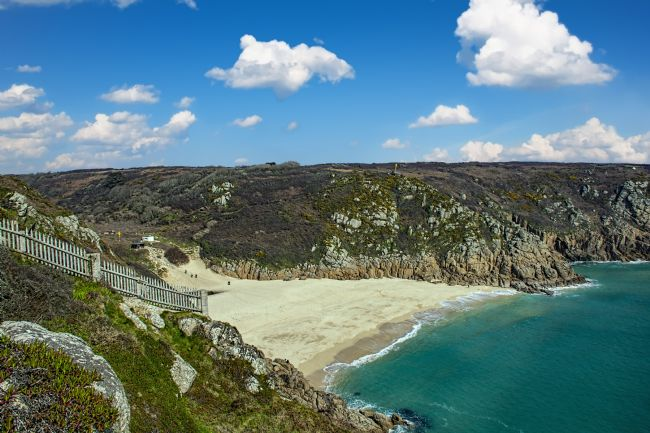 Chris Thaxter | Porthcurno Beach 2