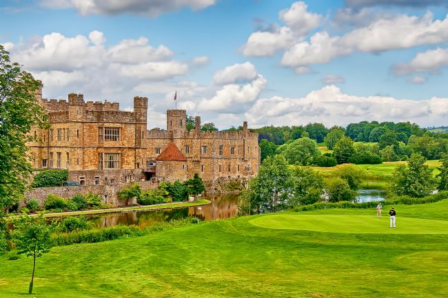 Chris Thaxter | Leeds Castle Golf 2