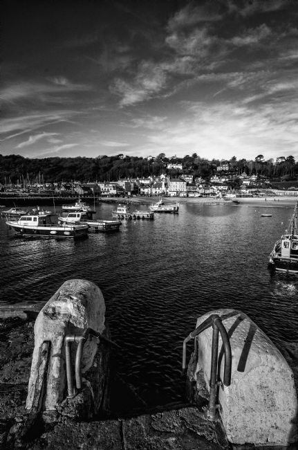 Chris Thaxter | Lyme Regis Harbour