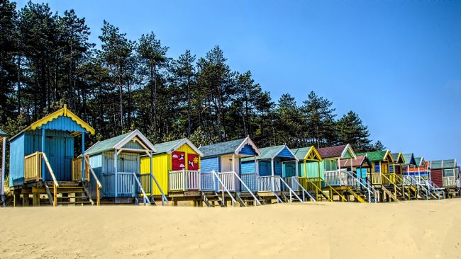 Chris Thaxter | Wells Norfolk Beach Huts