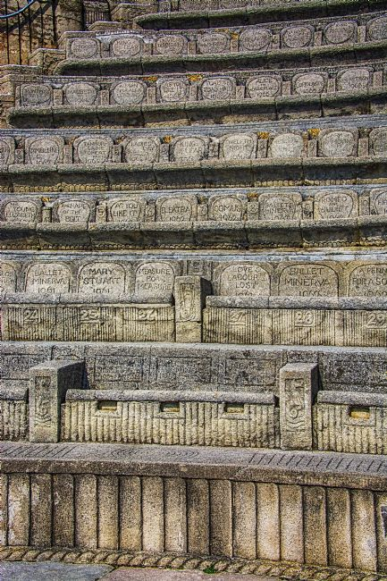 Chris Thaxter | Minack Theatre Seating