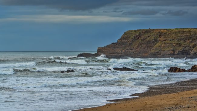 Chris Thaxter | Widemouth Bay Bude Cornwall