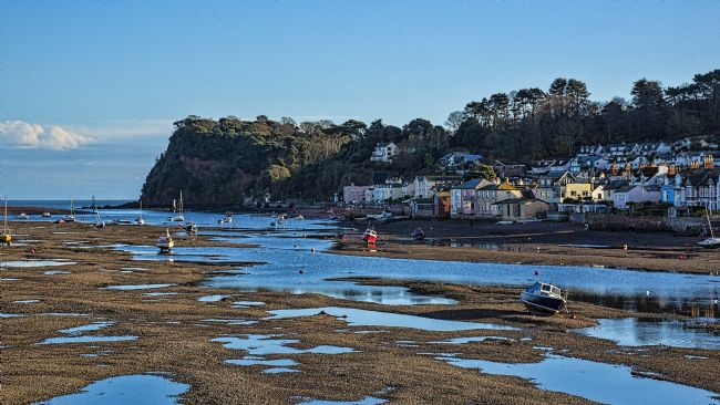 Chris Thaxter | Shaldon at Low Tide 4