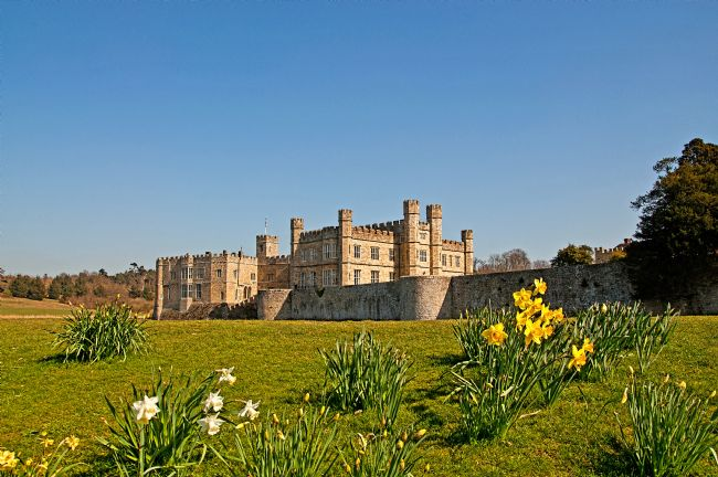 Chris Thaxter | Spring Leeds Castle
