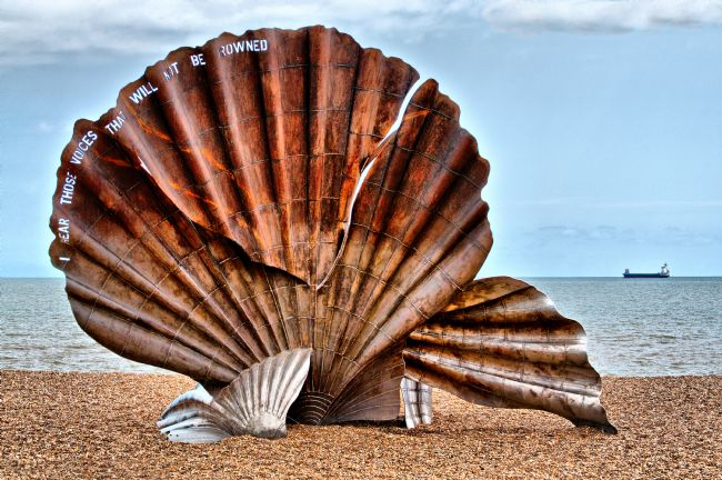 Chris Thaxter | Aldeburgh Scallop