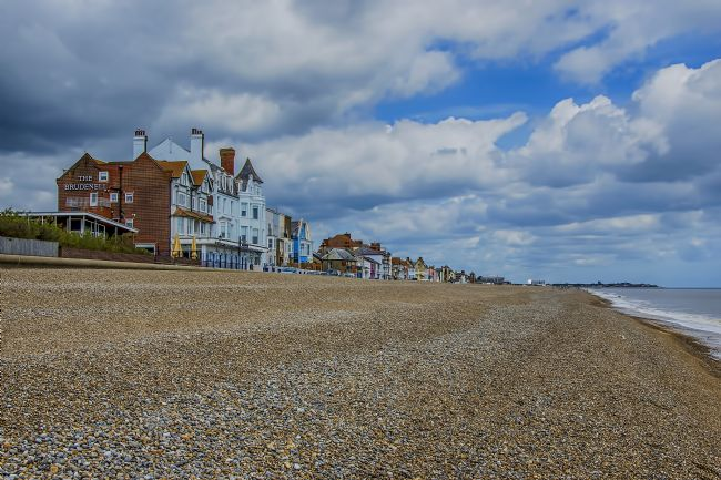 Chris Thaxter | Aldeburgh Beach 2