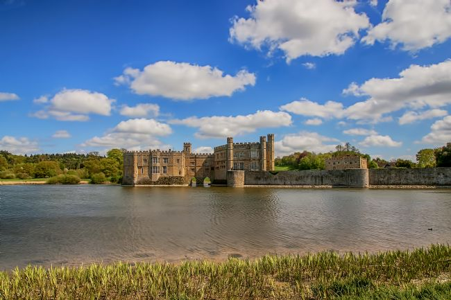 Chris Thaxter | Leeds Castle Moat