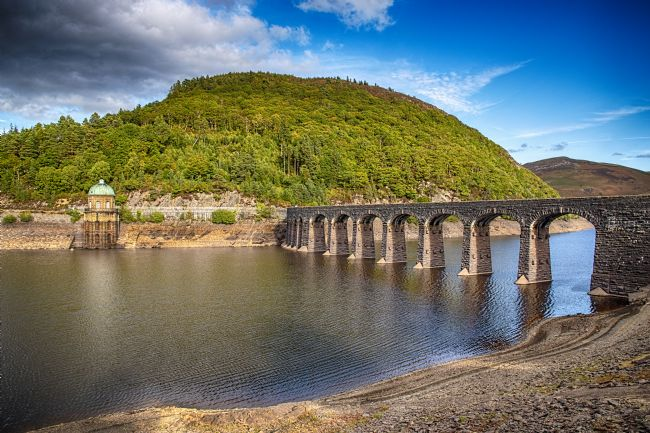 Chris Thaxter | Elan Valley Bridge