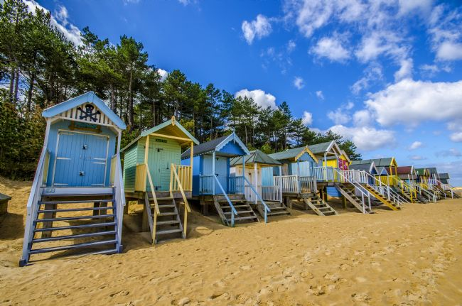 Chris Thaxter | Wells Beach Huts