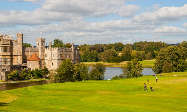 Chris Thaxter | Leeds Castle Golf