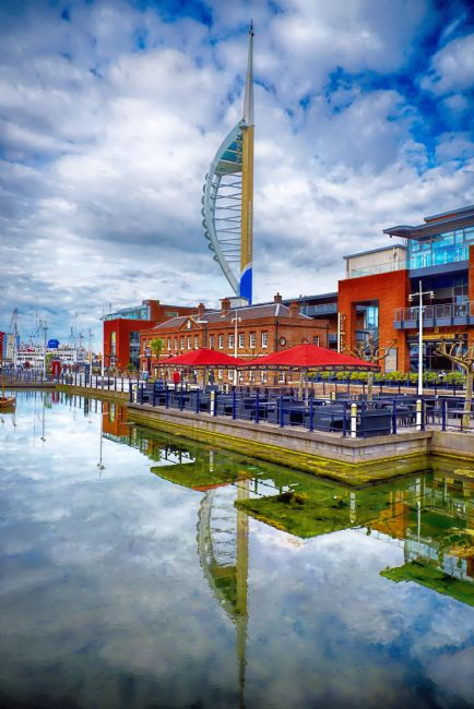 Chris Thaxter | Spinnaker Tower Portsmouth