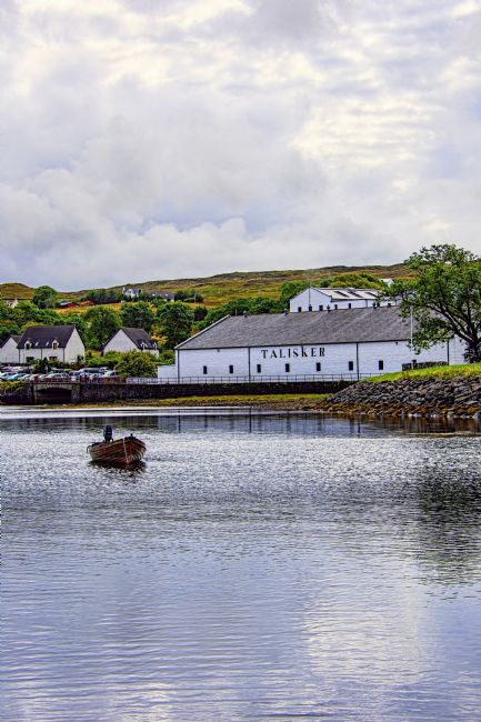 Chris Thaxter | Talisker Distillery 2