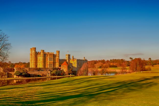 Chris Thaxter | Leeds Castle Golf 3