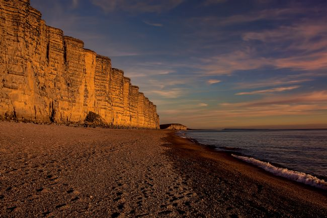 Chris Thaxter | Sunset at West Bay 2