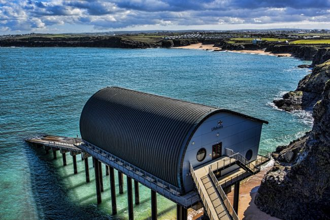 Chris Thaxter | Padstow Lifeboat Station