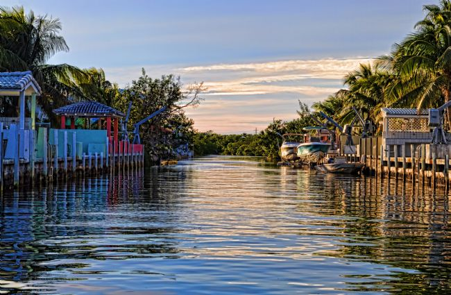 Chris Thaxter | Key Largo Canal