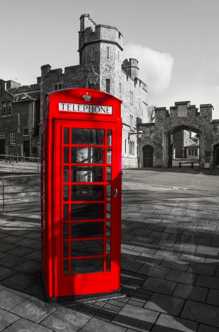 Chris Thaxter | Red Telephone Box
