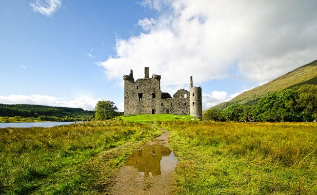 Chris Thaxter | Kilchurn Castle