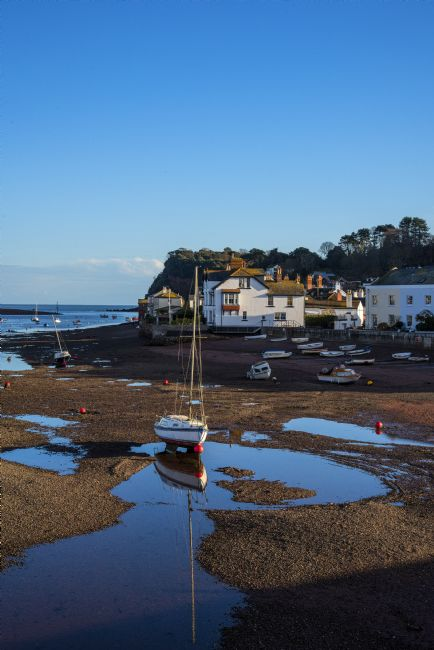 Chris Thaxter | Shaldon at Low Tide 2