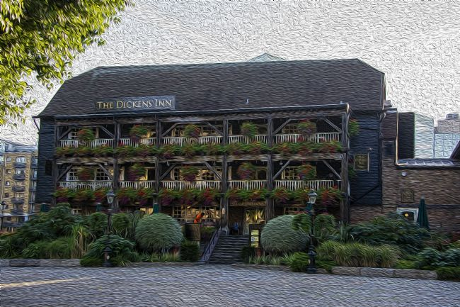 Chris Thaxter | The Dickens Inn
