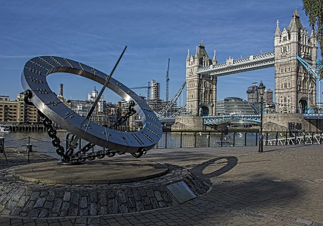 Chris Thaxter | Tower Bridge Timepiece
