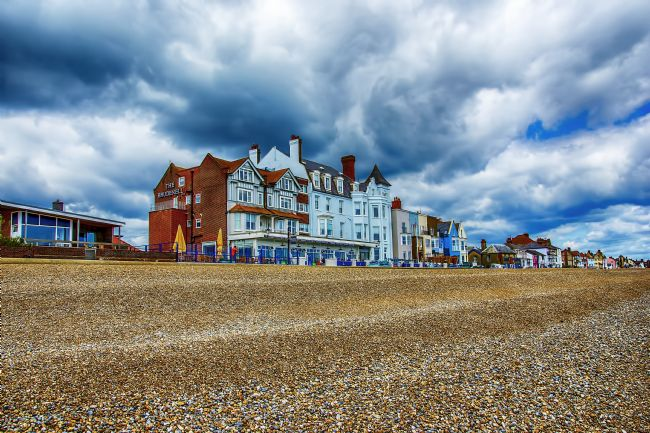 Chris Thaxter | Aldeburgh Beach