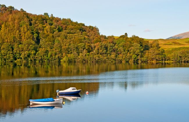 Chris Thaxter | Loch Awe boats
