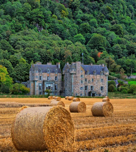 Chris Thaxter | Castle Menzies