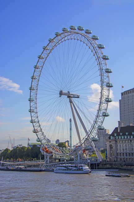 Chris Thaxter | London Eye
