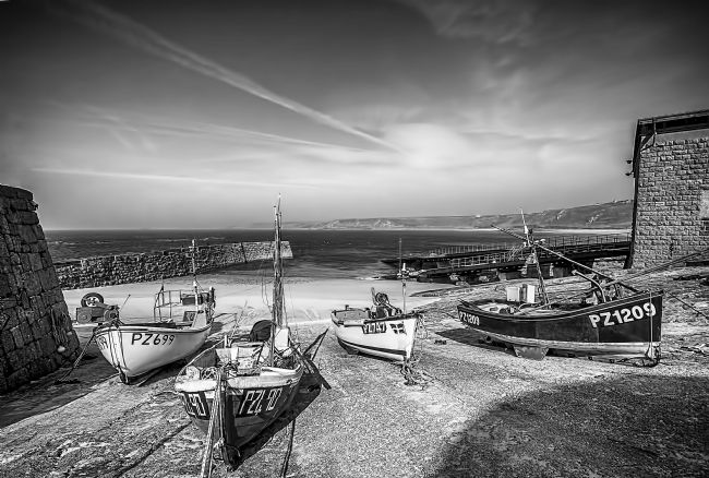 Chris Thaxter | Sennen Cove Boats
