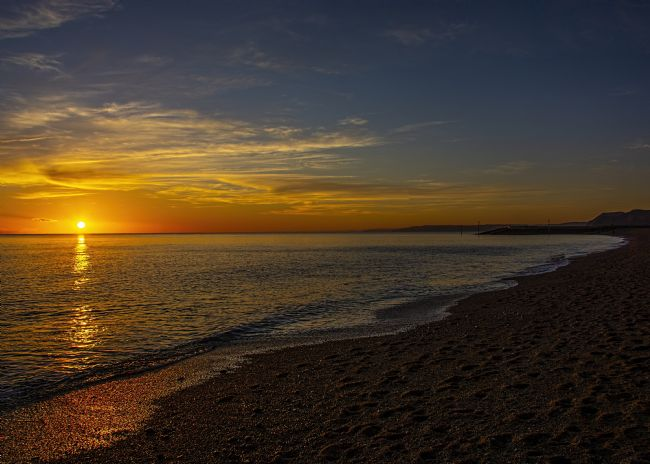 Chris Thaxter | Sunset at West Bay 3