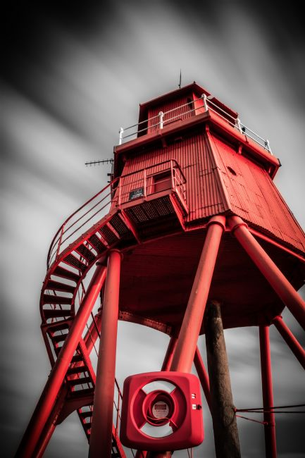 Ray Pritchard | Herd Groyne Lighthoue