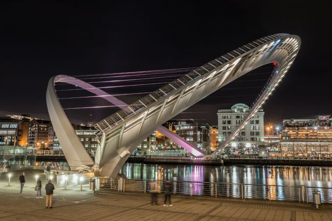 Ray Pritchard | Millennium Bridge Open