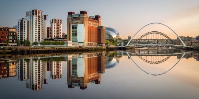 Ray Pritchard | River Tyne View