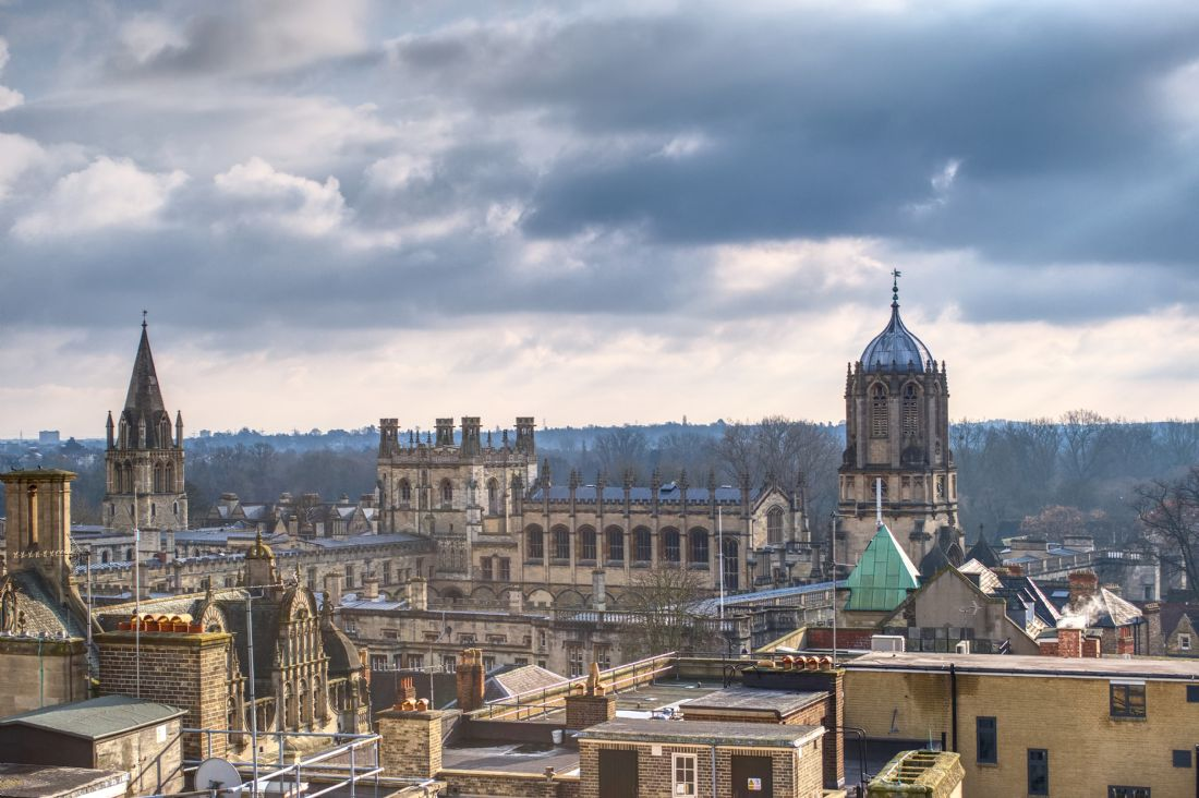 Chris Day | Oxford City of Dreaming Spires
