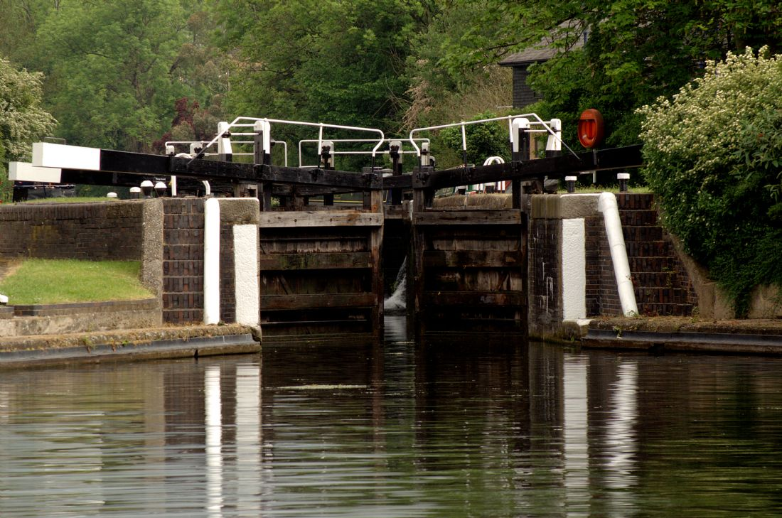 Chris Day | Coppermill Lock Harefield