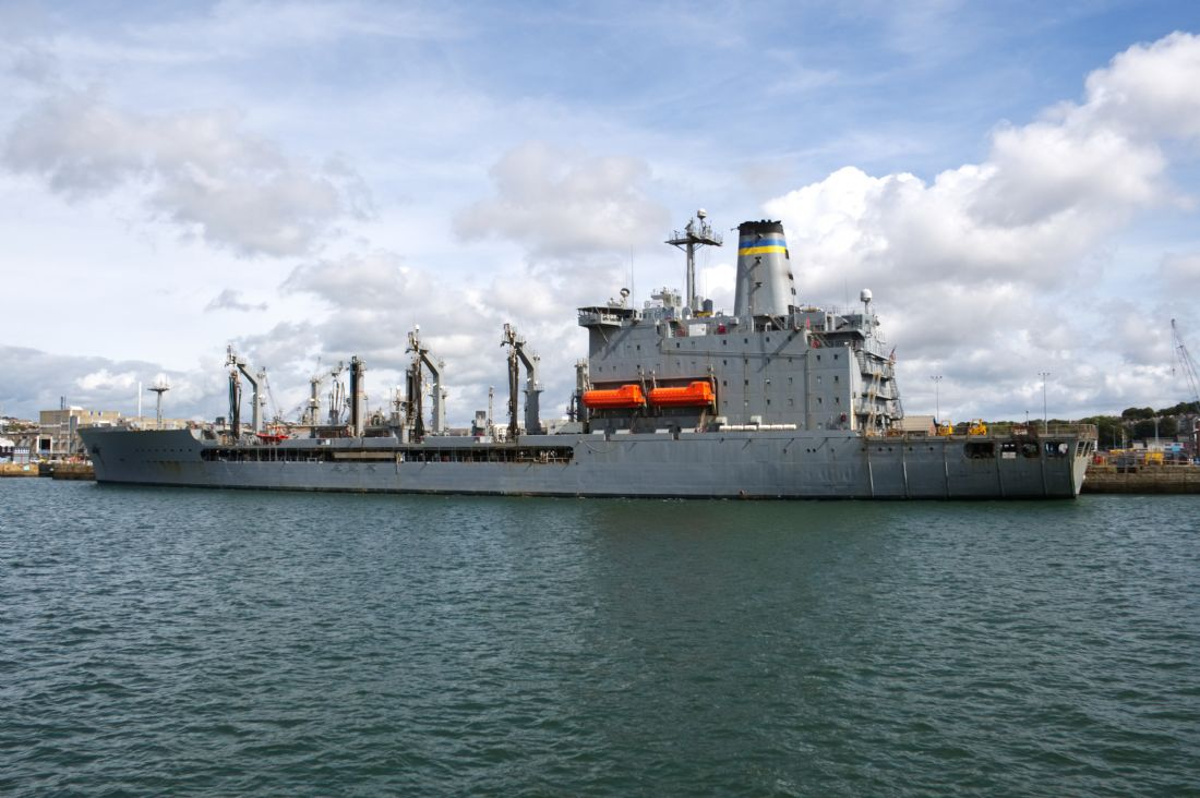 Chris Day | USNS Big Horn
