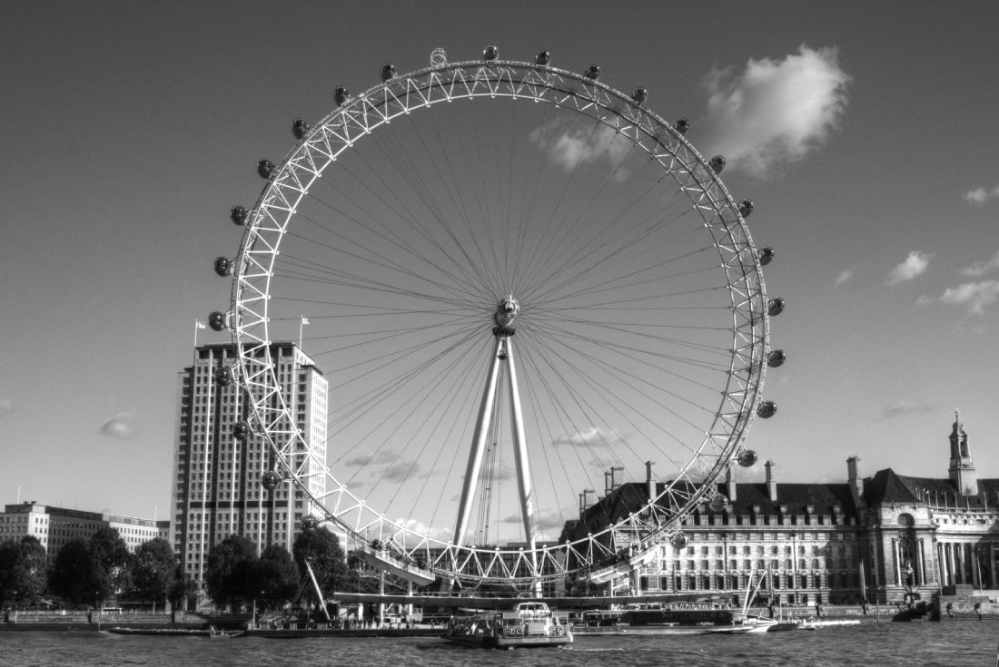 Chris Day | Millennium Wheel