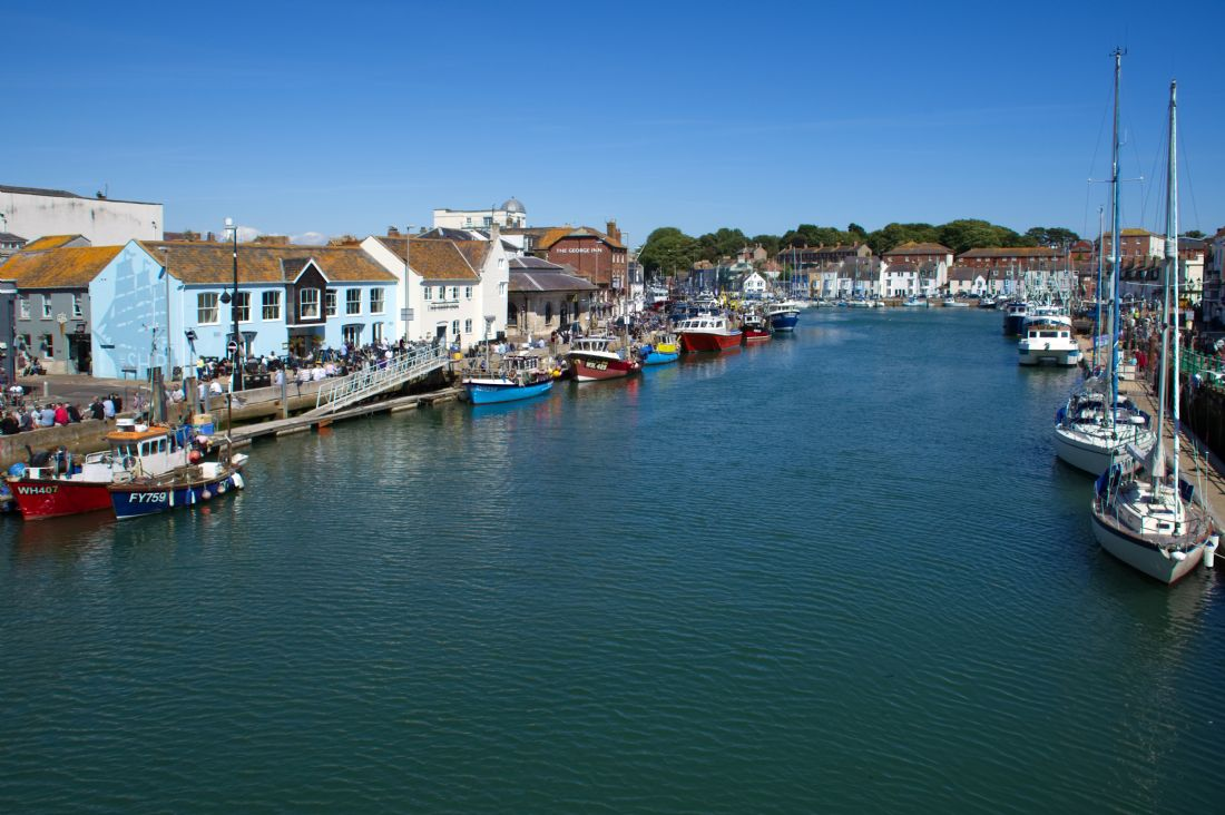 Chris Day | Weymouth Old Harbour