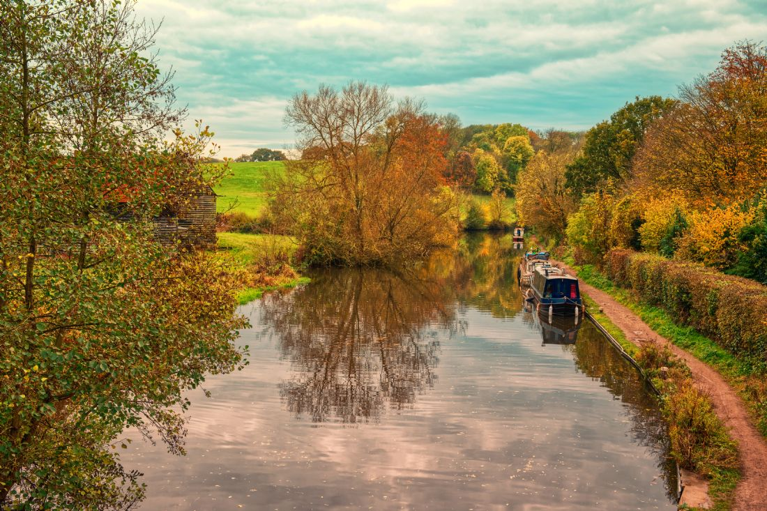 Chris Day | Autumn at Stockers Lock