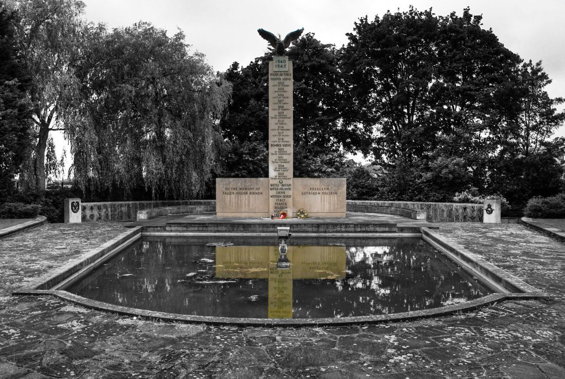 Chris Day | The Polish War Memorial Northolt